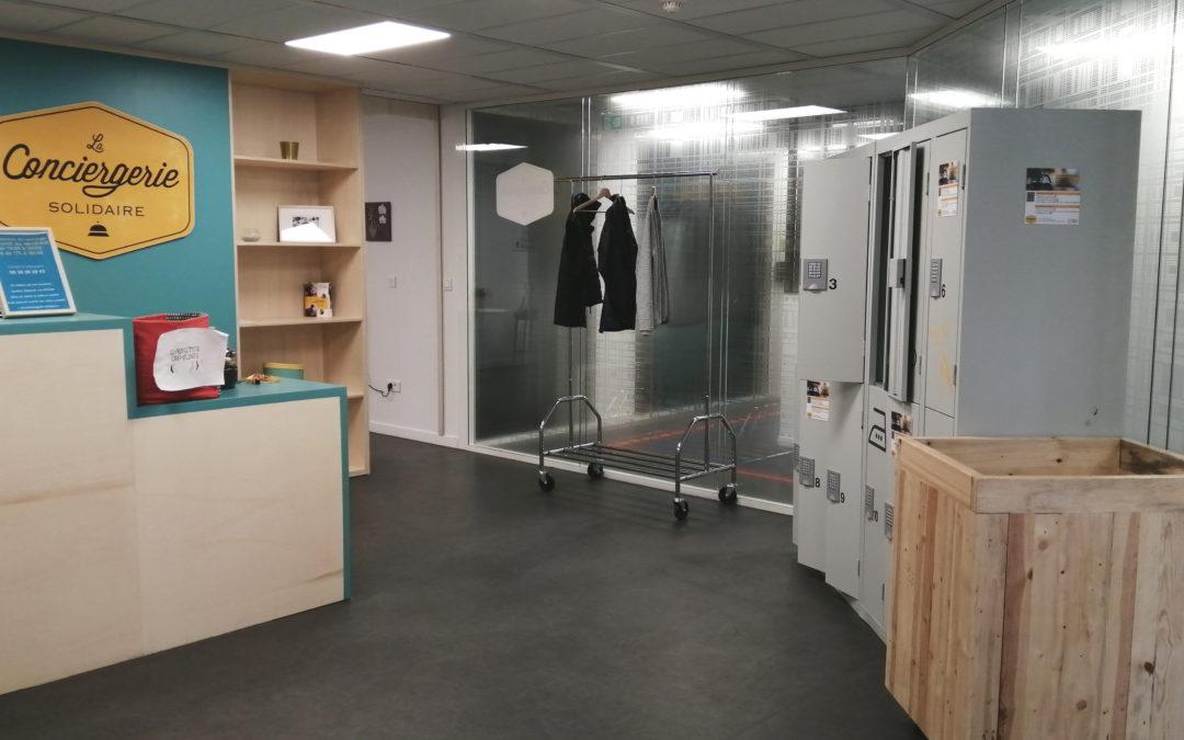A la découverte des adhérents COORACE : La Conciergerie d'Initiative Emploi à Nanterre