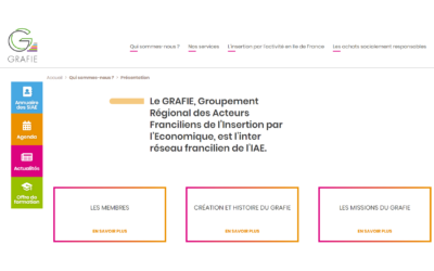 GRAFIE, un nouveau site au service de l'IAE