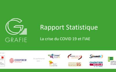 Rapport statistique «La crise du COVID 19 et l'IAE»