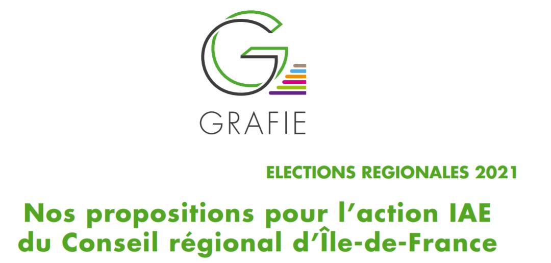 Des réponses à notre plaidoyer pour les élections régionales 2021